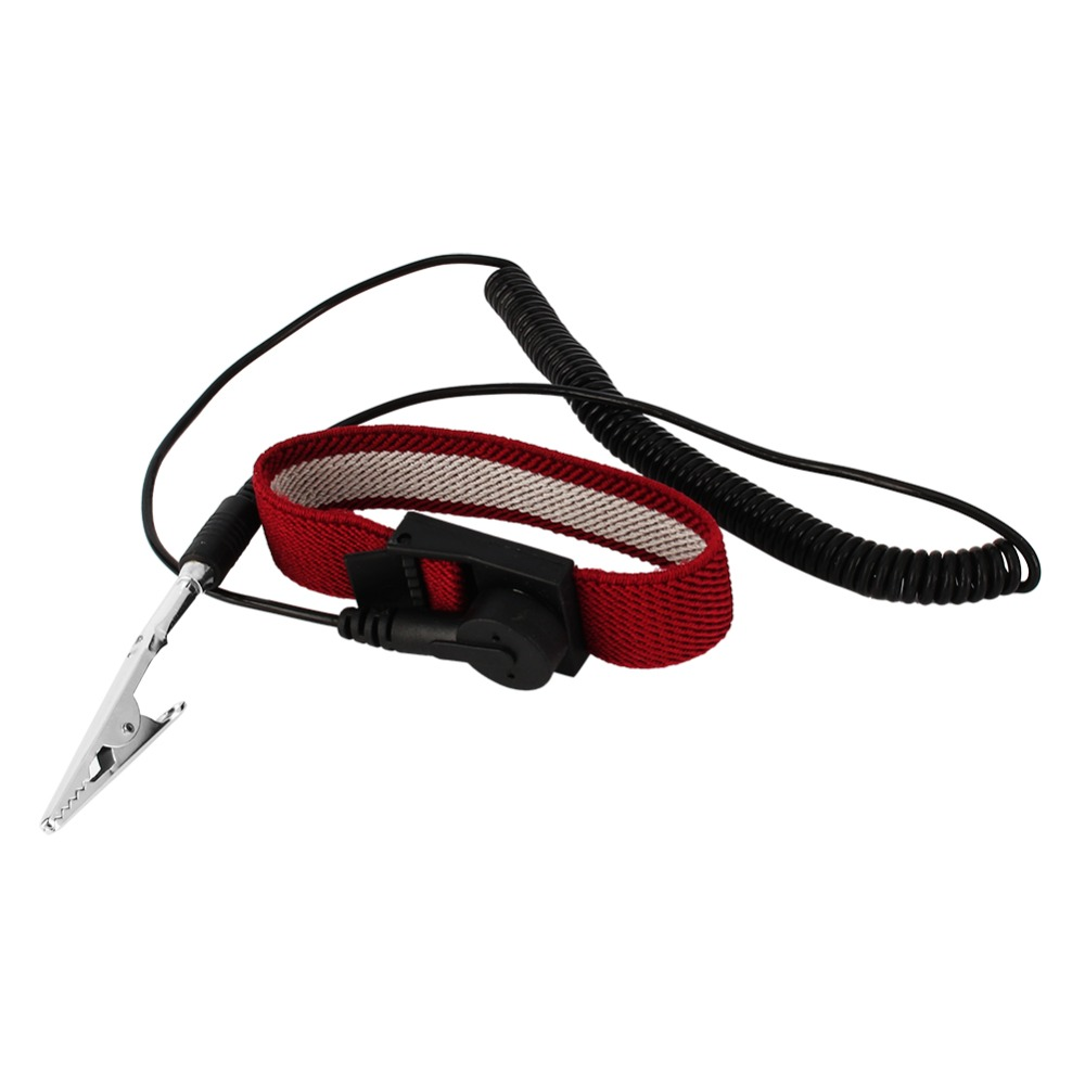 Power Tool Accessories Nice 498 Anti-static Wrist Strap Monitor Measurement Antistatic Wrist Strap Tester For Repair Work+ground Wire+esd Wrist Matching In Colour Back To Search Resultstools