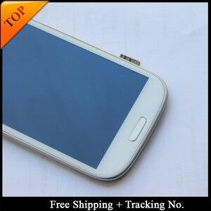 Image 5 - 100% נבדק סופר AMOLED 4.8 עבור Samsung S3 neo I9300i LCD תצוגה עבור סמסונג i9300 LCD מסך מגע Digitizer הרכבה