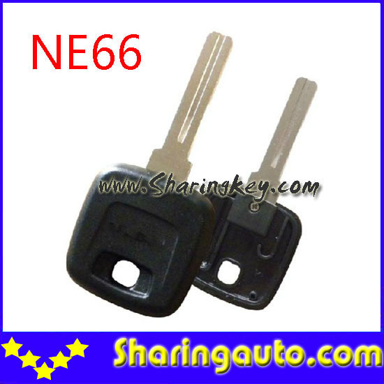 Free shipping transponder key blank for Volvo for TPX chip NE66 Blade  without logo 10pcs/lot  10pcs lot ys31 cn5 g chip used for mini cn900 and nd900 key copy machine free shipping