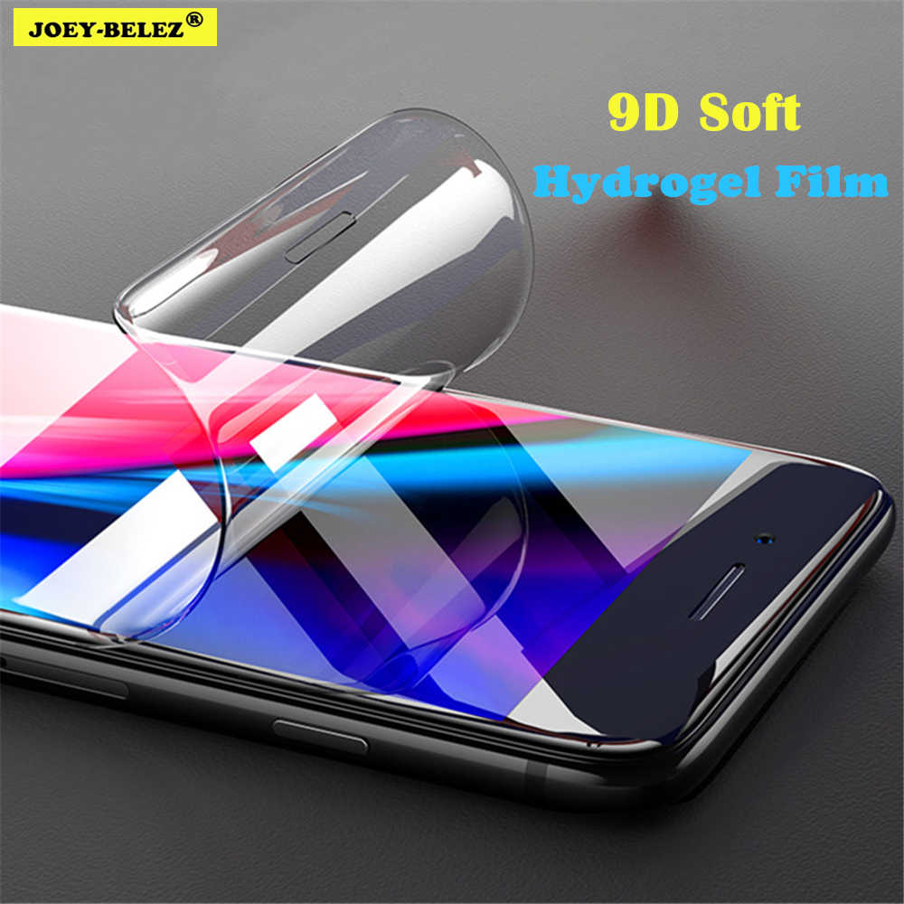 Soft Hydrogel Film For Samsung Galaxy J6 Plus J610 Screen Protector For Samsung J2 Prime J3 J5 J7 2017 J4 J6 J8 2018 Full Cover