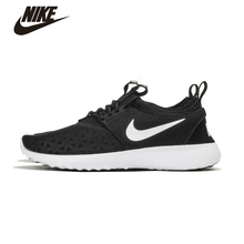 NIKE JUVENATE Black And White Women's Running Shoes Breathable Sneakers For Woman #724979-101