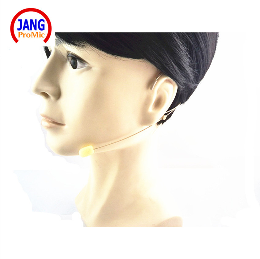Professionele Headset Beige Condensator Microfoon Host Headworn - Draagbare audio en video - Foto 2