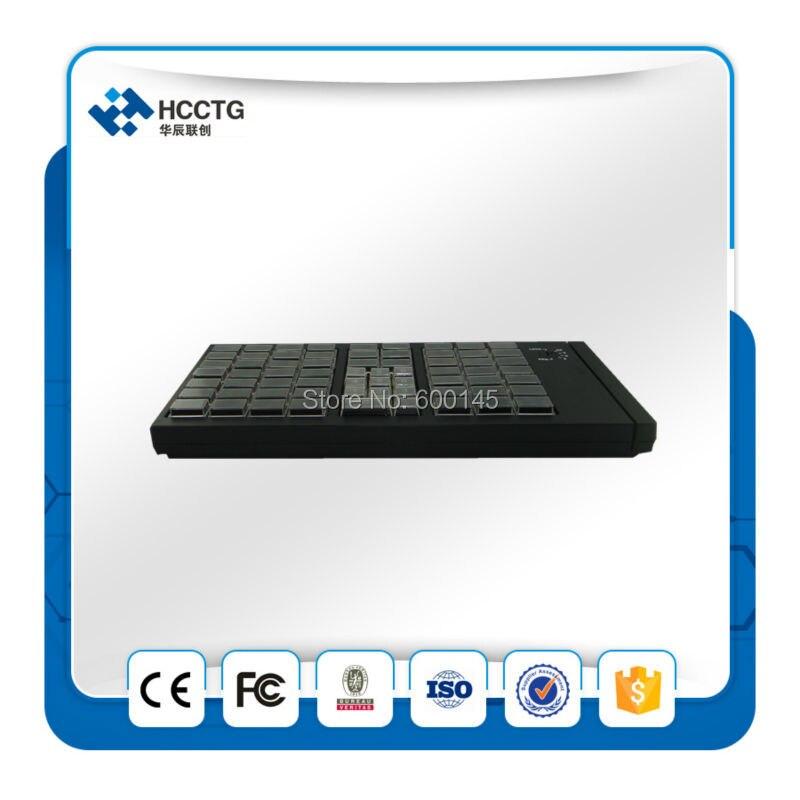 KB66 clavier de programmation USB clavier mécanique Programmable POS sans lecteur de carte MSR - 3