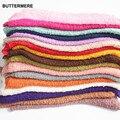 40*150cm Stretch Wrap Newborn Photography Props Baby Blanket Mohair Cotton Crochet Knit Soft Unisex Girl Boy Studio Accessories