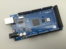 Мега 2560 R3 Mega2560 REV3 (ATmega2560-16AU CH340G) доска НЕТ USB Кабель, совместимый для arduino [НЕТ USB линия]