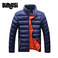 Winter Jacket Men 2016 New autumn Men's Cotton Blend Mens Jacket And Coats Casual Thick Outwear For Men Plus Clothing Male 4XL