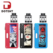все цены на DOTENT Charm Night Vape Kit Mechanical Mod Kit 2ml Atomizer 510 Thread 18650 Battery Shisha Pen Electronic Cigarette Mech Mod онлайн