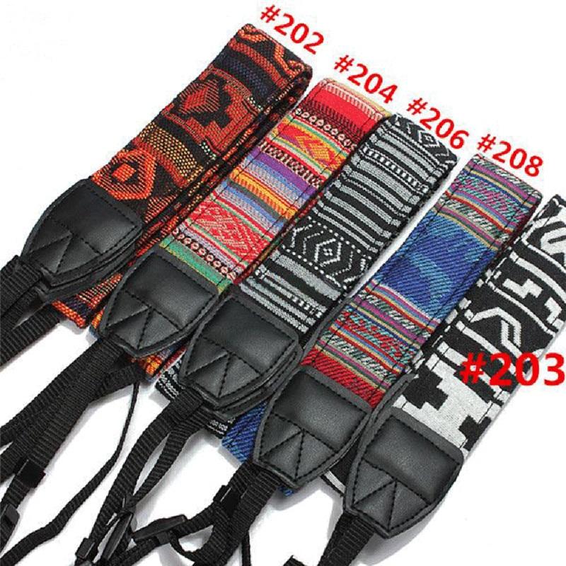 camera strap High Quality Camera Shoulder Neck Strap Camera Shoulder Neck Strap Belt for DSLR Camera