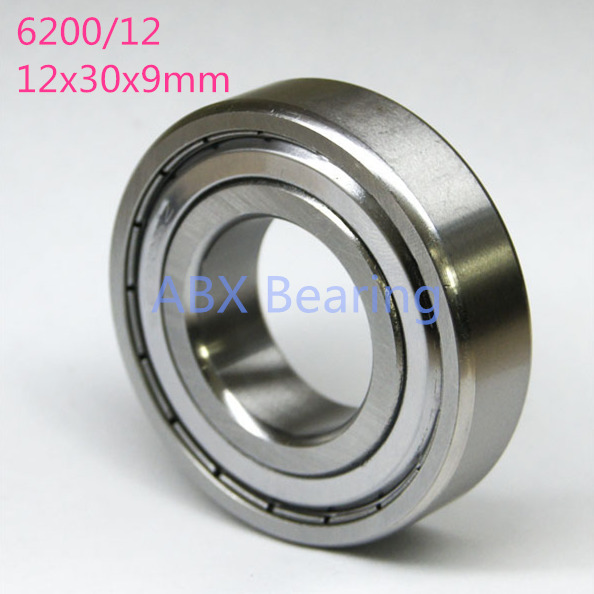 6200/12ZZ 6200/12-2Z 12309 High Quality Non-standard ball bearing 12*30*9 mm no standard 6200ZZ 6200 Electric bike 12x30x9 mm high quality of non standard special motor bearings mr125zz size 5 12 4 mm helicopter model car available