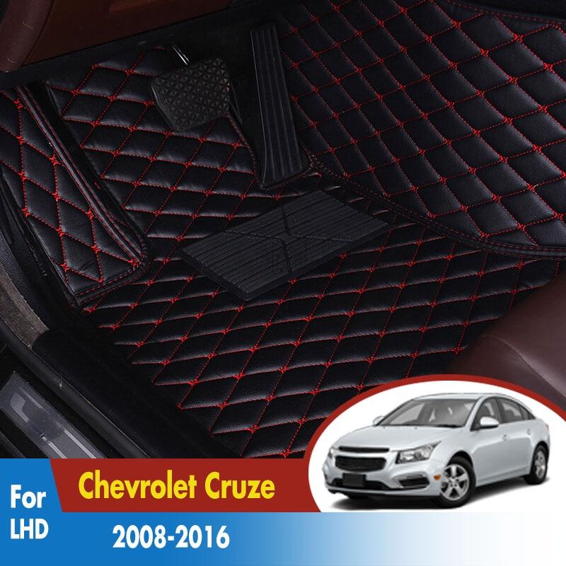 2013-2015 CHEVROLET MALIBU Car Floor Mats Front Rear Auto Waterproof Mat Carpet