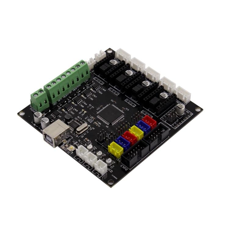 1PCS BIQU BIGTREETECH KFB2.0 3D Printer controller board Ramps1.4 a4988//DRV8825