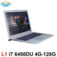 المشارك l1 15.6 بوصة محمول كمبيوتر محمول pc مع i7 6498DU GT940M 2 جرام رسومات منفصلة