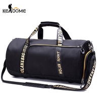 Football Bag Women Men For Gym Running Camping Training Waterproof Bag Basketball Fitness Plus Capacity Women