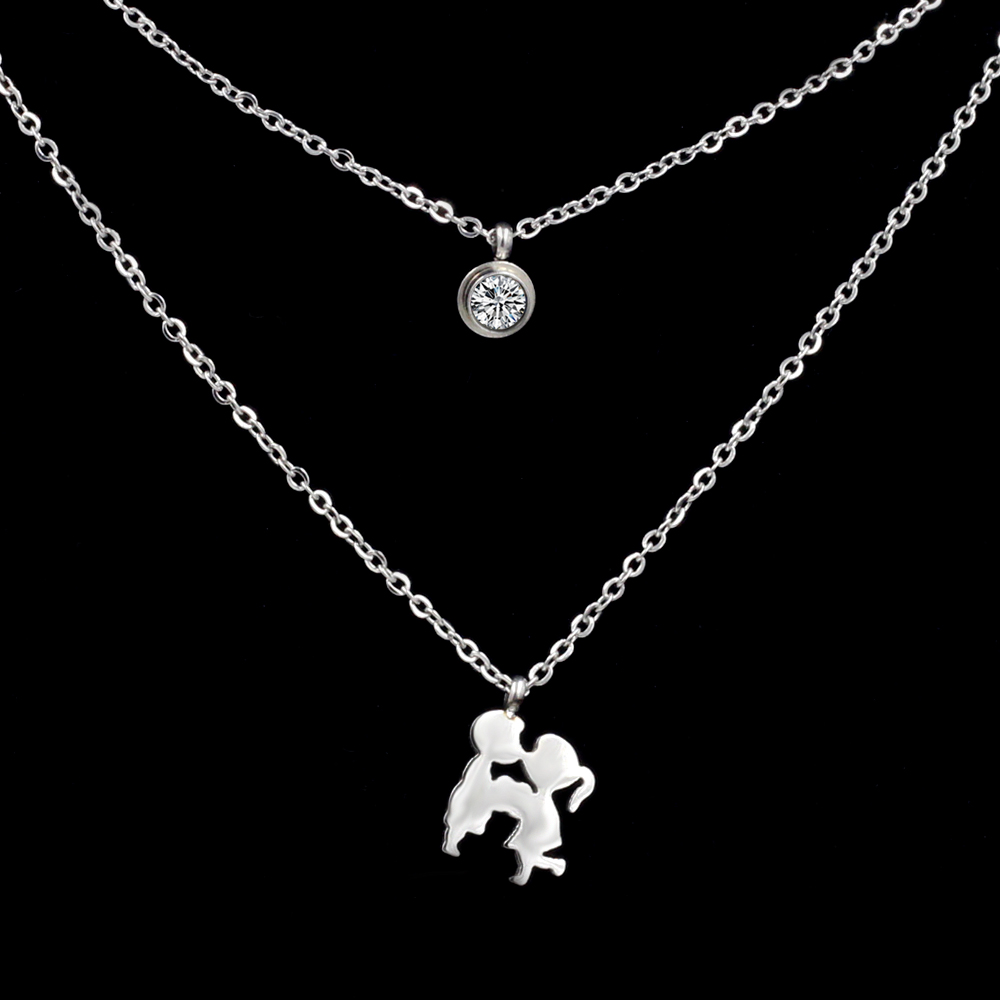 gold girl baby diamond pendants asp pendant name little boy necklace children necklaces au