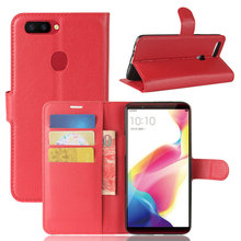 For Oppo R11s Plus Luxury Flip Leather Case cover for Phone Cover Wallet case with Stand