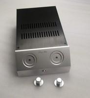 Novo L amplificador chassi de alumínio do painel tamanho 220X100X362mm aluminum chassis amplifier chassis amplifier aluminium chassis -