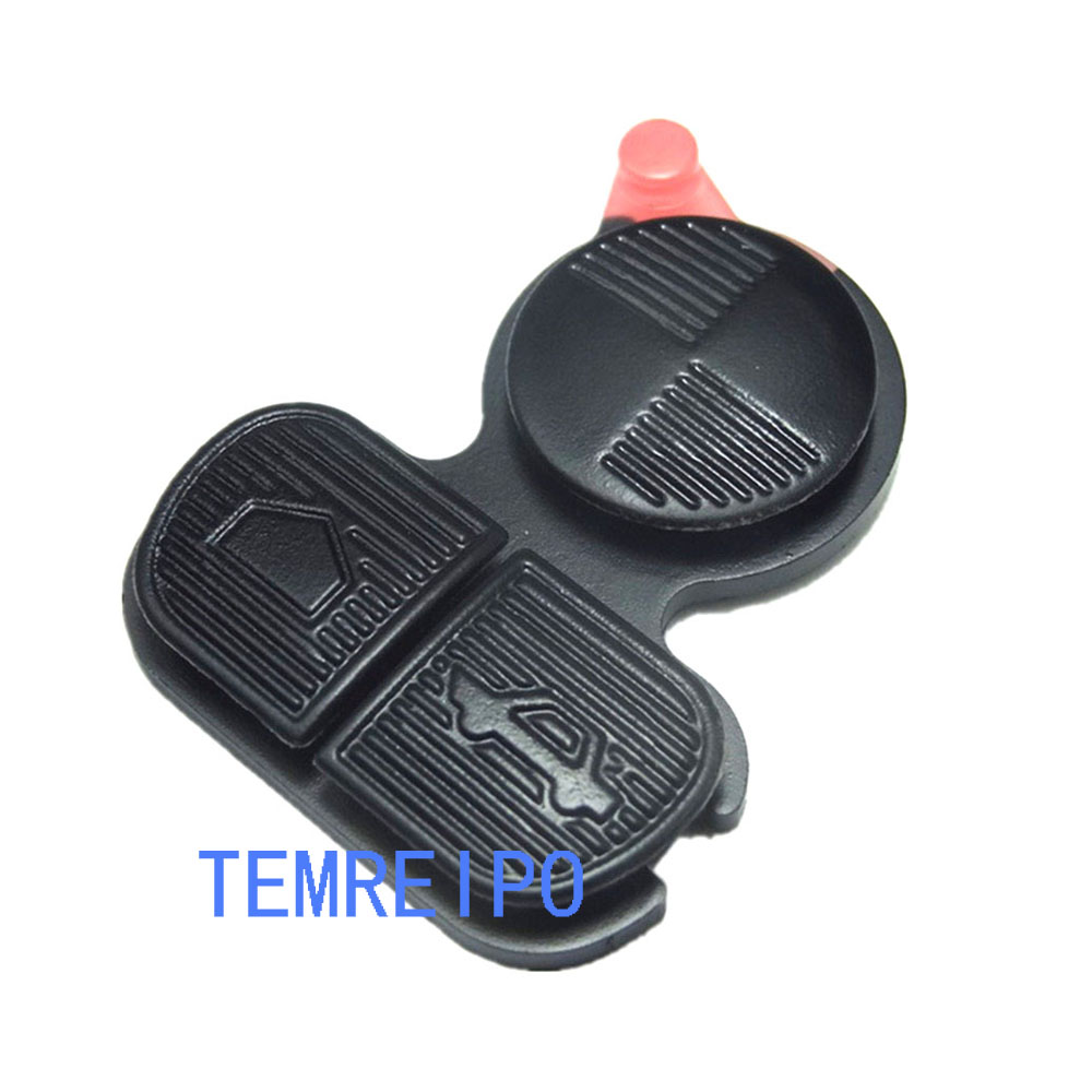 Replacement Remote Key Fob Shell Case Housing 3 Buttons Repair Pad For BMW  Series 3 5 7 E36 E38 E39 Z3 Z4 Z8 X3 X5