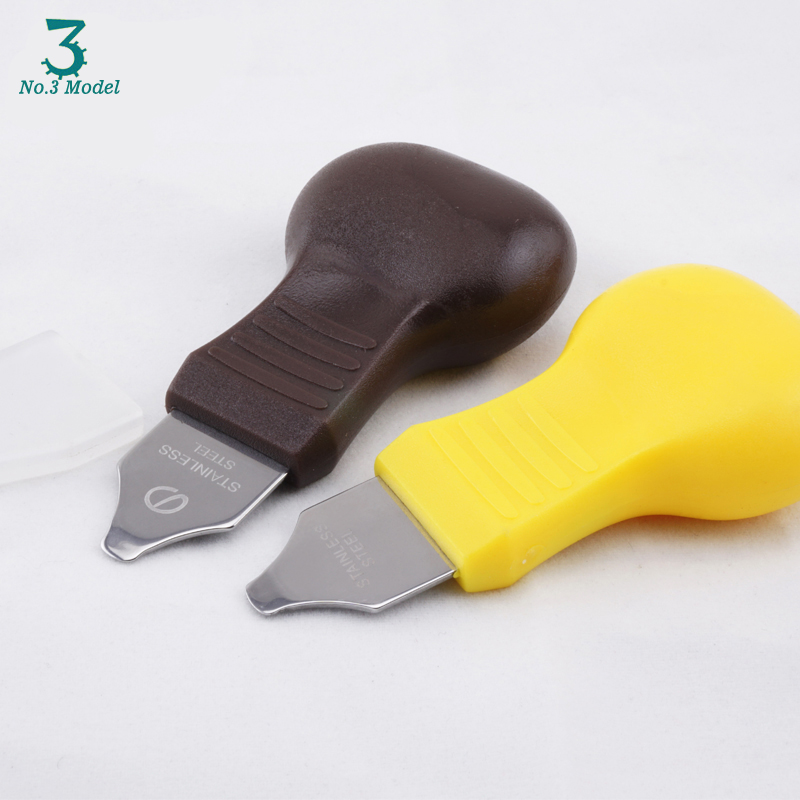 Model Making Tool Metal Stainless Steel Open Mold Separation Device Durable Model Building Tools Hobby Cutting Tools Accessory