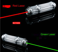green/red laser pointer high power 500000m 532nm/650nm laser pen focus burn matches with 5 caps free shipping range 5000 meters
