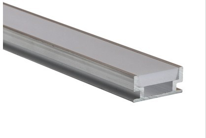 Hliníkové těžkopádné nízkoprofilové pouzdro Traffeable Step Tread LED Podlahové pásové osvětlení OK pro 0-300cm délky doprava zdarma