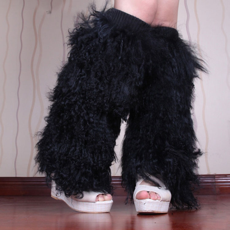 real boot Today's fur