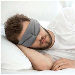 Schlafmaske, Ultra-Weiche Memory Foam Schlafabdeckung, atmen-Einfach Auge Schatten