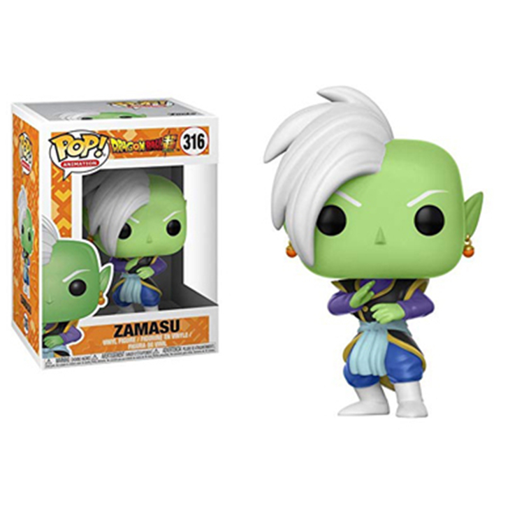 Funko pop Official Amine Dragon Ball Vinyl Action Figure Collectible Model Toy 26