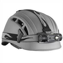Фары JETBeam HR30 CREE SST40 N5 со светодиодным фонариком и USB-кабелем с аккумулятором 18650 для