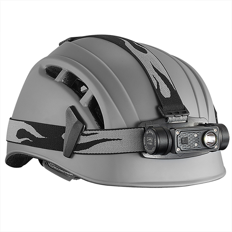 JETBeam HR30 CREE ヘッドランプ SST40 N5 LED 懐中電灯 18650 バッテリーと usb ケーブルでハイキング、登山、キャンプ  グループ上の ライト & 照明 からの ヘッドランプ の中 1