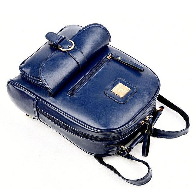 7fbb2cf13 Mulheres mochila Marca de Luxo Bolsas Victor Hugo o saco de silício saco de  Viagem Selvagem