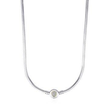 a0bad481b653 10mm 22-pulgadas collar de los hombres cadena lateral nueva moda caliente  atmosférico 925 joyería de plata esterlina collar de declaración