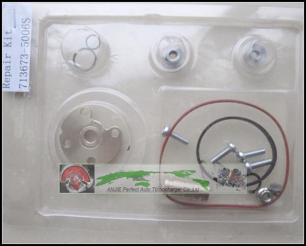 Turbo Repair Kit rebuild 713673 713673-0006 713673-0005 713673-0004 713673-0003 713673-0002 038253019N 038253019NV 03G253014E turbo repair kit rebuild gt1749v 713673 713673 5006s 713673 0002 turbocharger for audi a3 galaxy golf sharan auy ajm asv pd 1 9l