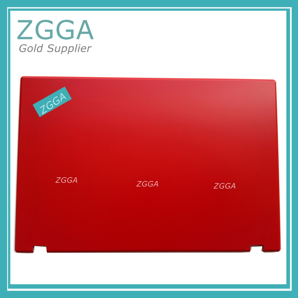 Genuine New Original LCD Rear Lid for Lenovo ThinkPad Laptop X100E X120E Back Cover Top Case Shell Red 60Y5266