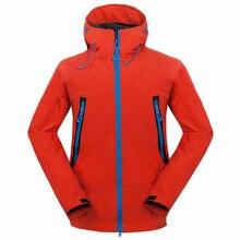 Mountainskin Открытый Softshell для мужчин's пеший Туризм водо-и ветронепроницаемые куртки термальность куртка для кемпинга лыжный толстые теплые пальто RM133