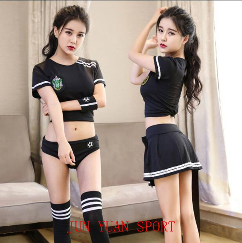 High Quality!Women School Girl Uniform Skirts Cheerleaders Team Sets Competition Sport Team Cheerleader Suits,Free Shipping!