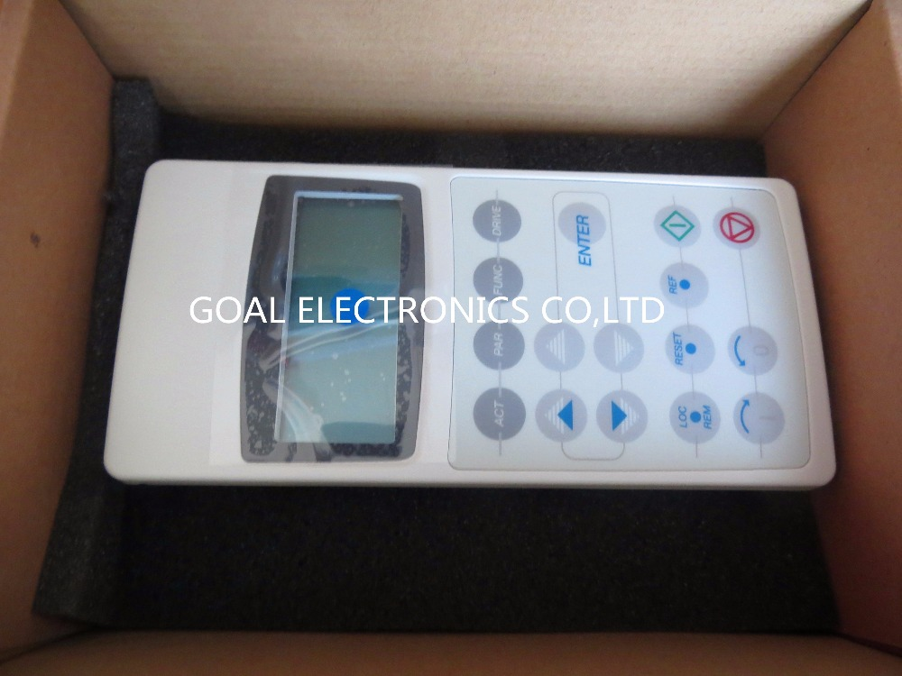 CDP312R control frequency converter operation panel new ACS800 series display panel controller