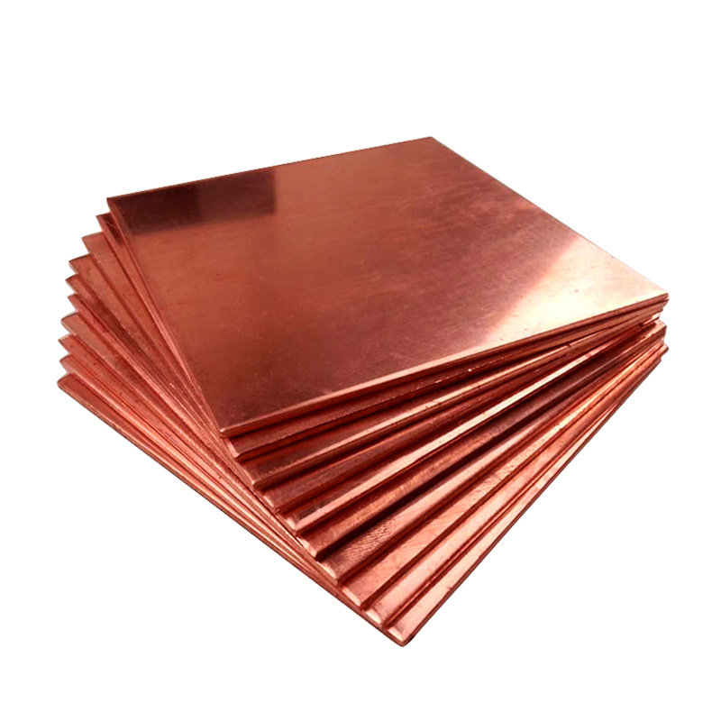 99.9% Copper Sheet Plate DIY Handmade Material Pure Copper Tablets DIY Material For Industry Mould Or Metal Art