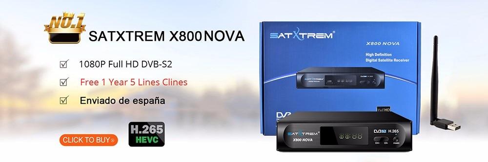 satxtrem x800 nova freesat super