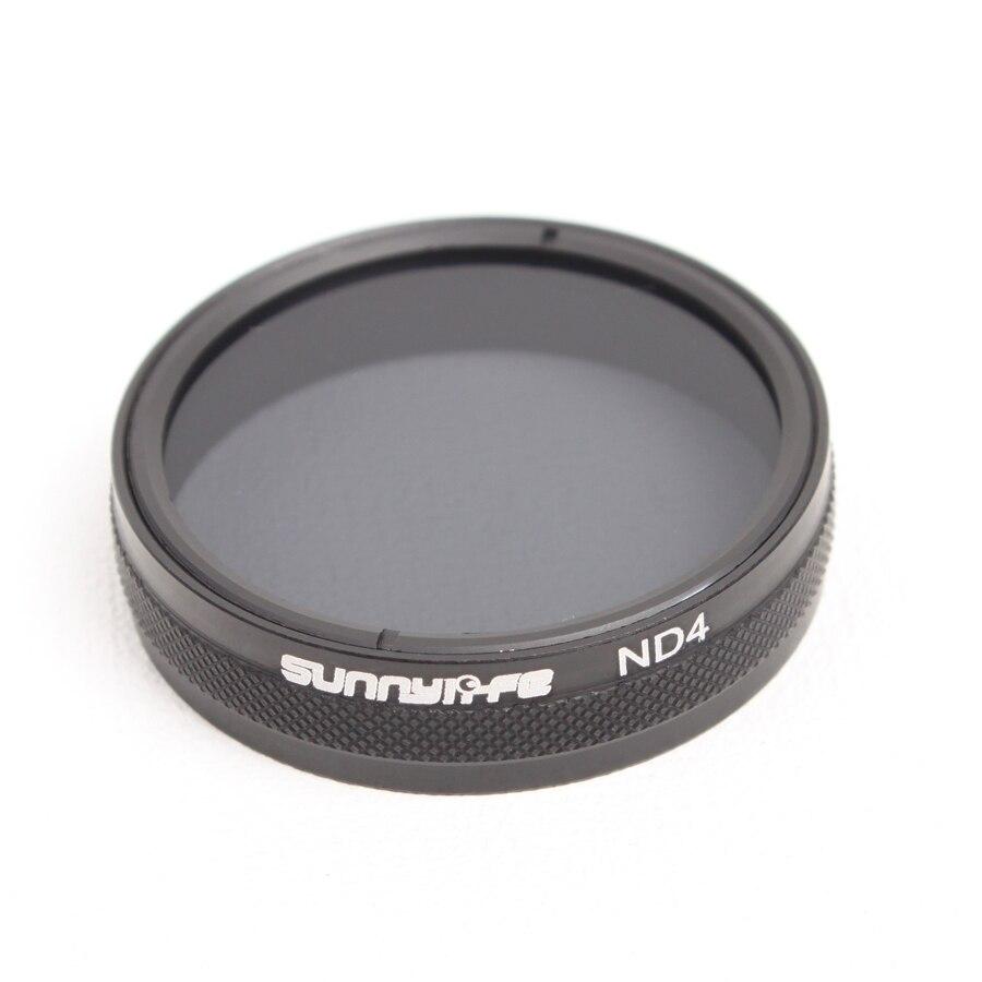 F18667/70 ND4 ND8 ND/MCUV/CPL Lens Filter pour DJI Phantom 3 4 4 K Professionnel \ Avancée \ Standard Quadcopter Drone Caméra