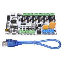 3D Printer Motherboard BIQU Rumba MPU / 3D Printer Accessories RUMBA Optimized Version Control Board With A4988/DRV8825