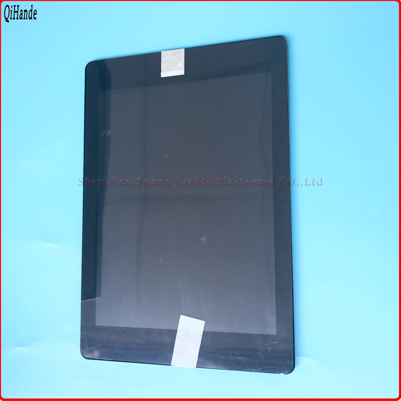 Nuova Assemblea Parti Per Acer iconia tab A1 A1 810 A1-811 A1 811 Display LCD Touch Screen Digitizer Vetro B080XAT01.1 lcd