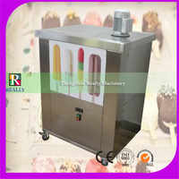 CE Certified 2300W popsicle ice cream machine ice pop making machine for popsicles