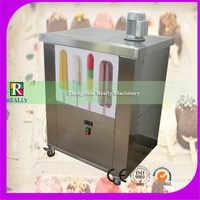 Máquina de helados de 2300W con certificación CE para Polos