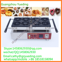 donut machine 4 kinds of donut shape machine High quality donut machine