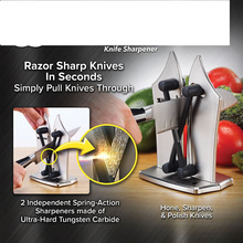 Bavarian Edge Kitchen Knife Sharpener