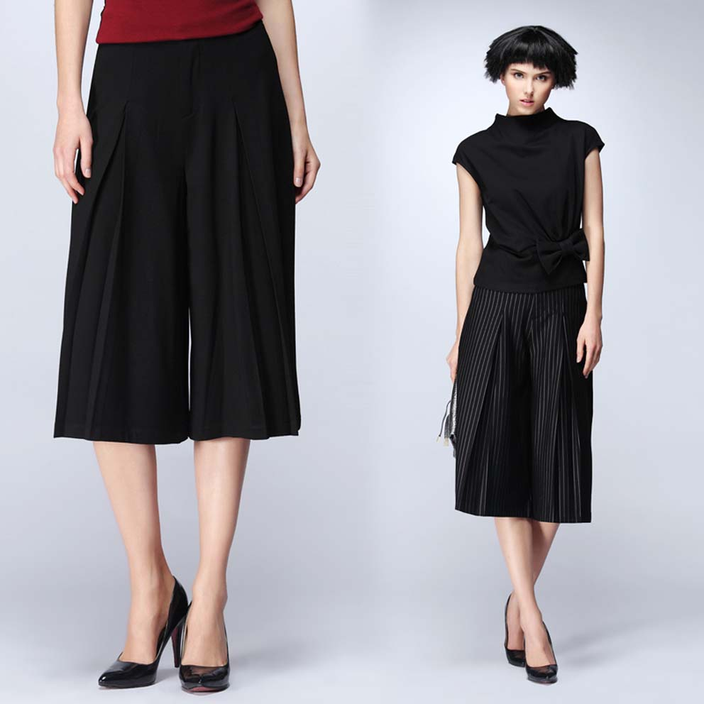 Black Dress Capris Promotion-Shop for Promotional Black Dress ...