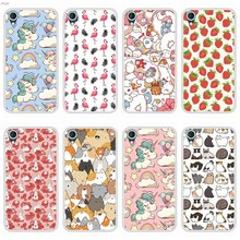 Case For Huawei P9 Soft Silicone TPU Cute Patterned Paint Phone Cover Coque For Huawei P 9 Case(China)