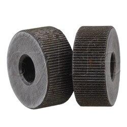 2 sztuk 19x8mm pojedynczy prosty narzędzie do radełkowania 0.6mm liniowe radełko koła|wheels wheel|wheels singlewheel tool -