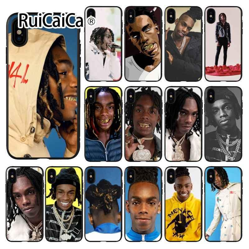 Ruicaica Ynw Melly Rapper Novelty Fundas Phone Case Cover
