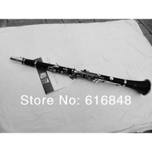 New Buffet Clarinets Crampon & cie A PARIS Clarinet with Case B12 Black Clarinet instrumentos musicais